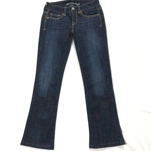 American Eagle Outfitters Stretch Jean Sz 00 Short